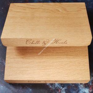 Chilli Herb Board